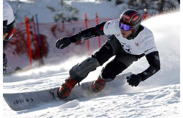 Snowboards sports followers